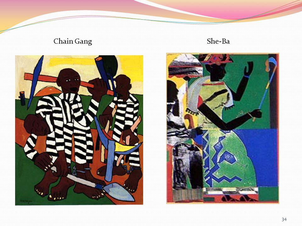 Chain Gang She-Ba