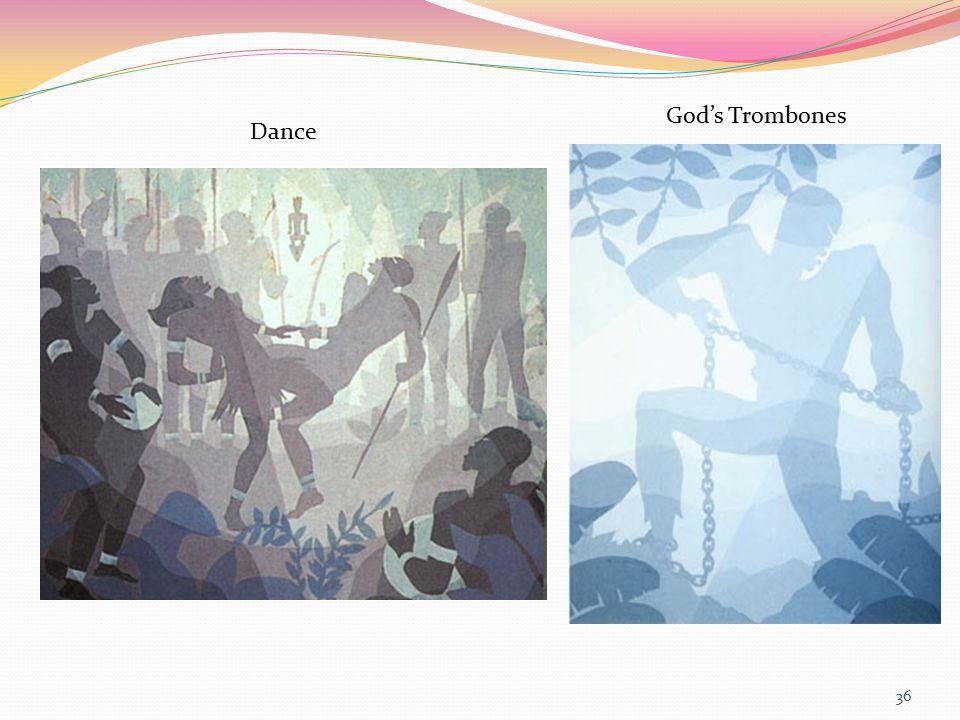 God's Trombones Dance