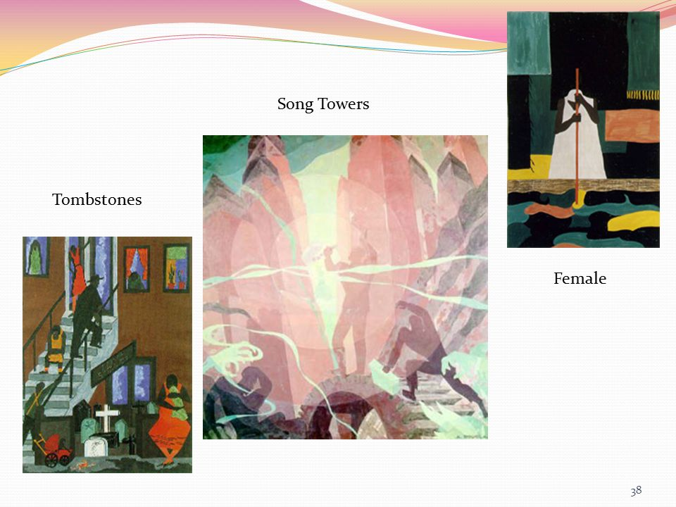 Song Towers Tombstones Female