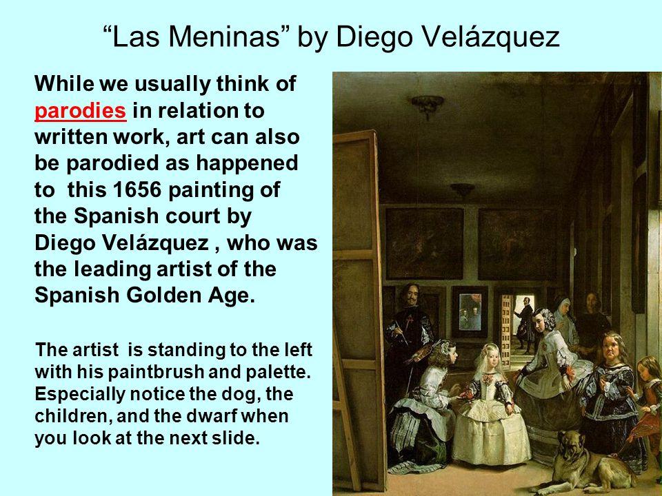 Las Meninas by Diego Velázquez