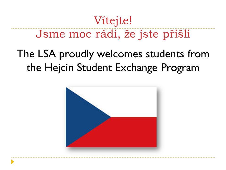 Vítejte! Jsme moc rádi, že jste přišli