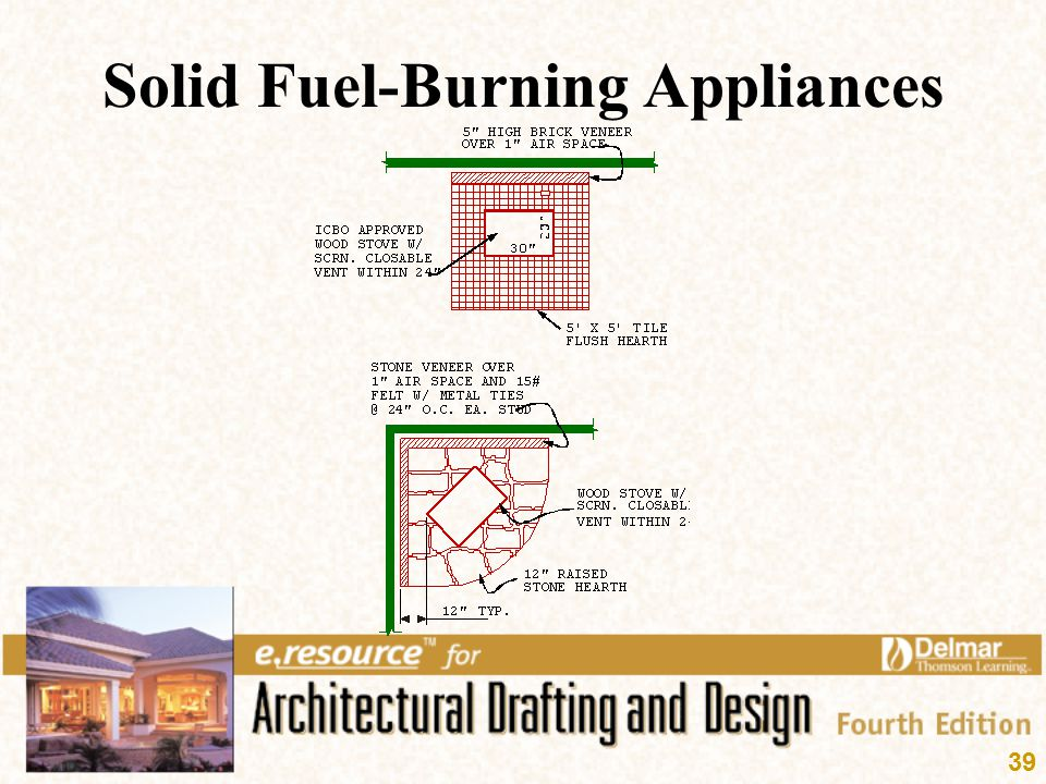 Solid Fuel-Burning Appliances
