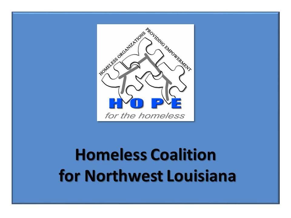 Homeless Coalition for Northwest Louisiana