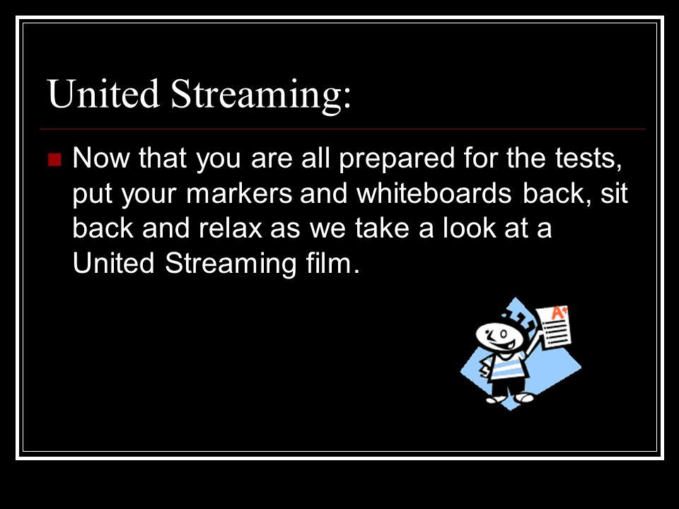 United Streaming: