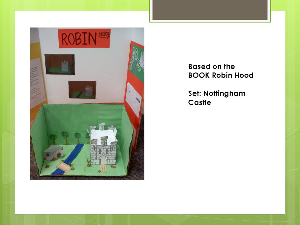 Based on the BOOK Robin Hood