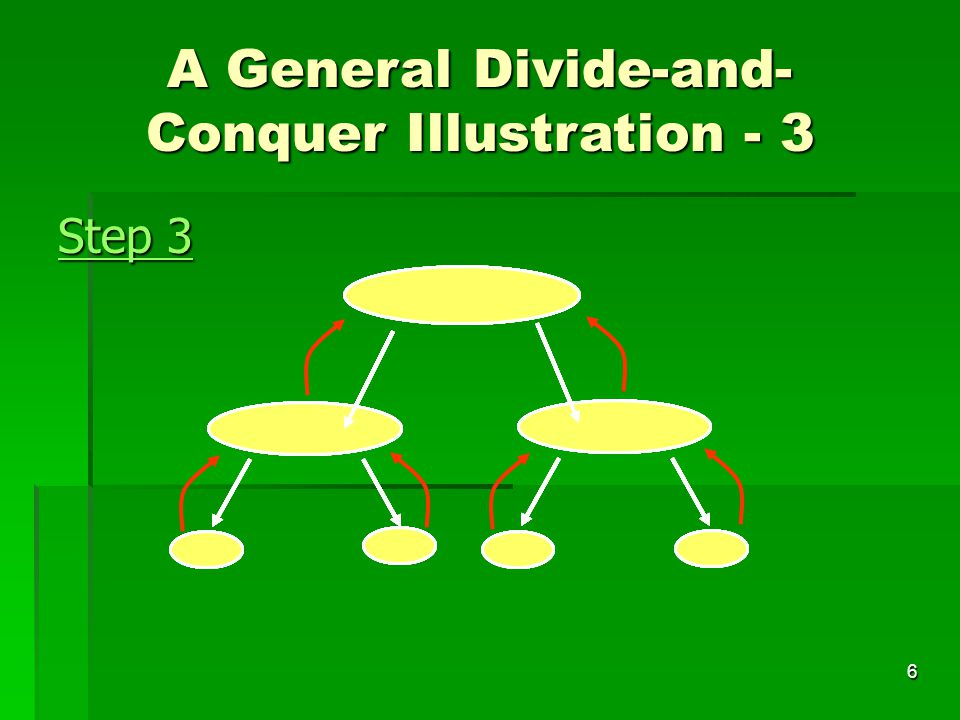 A General Divide-and-Conquer Illustration - 3