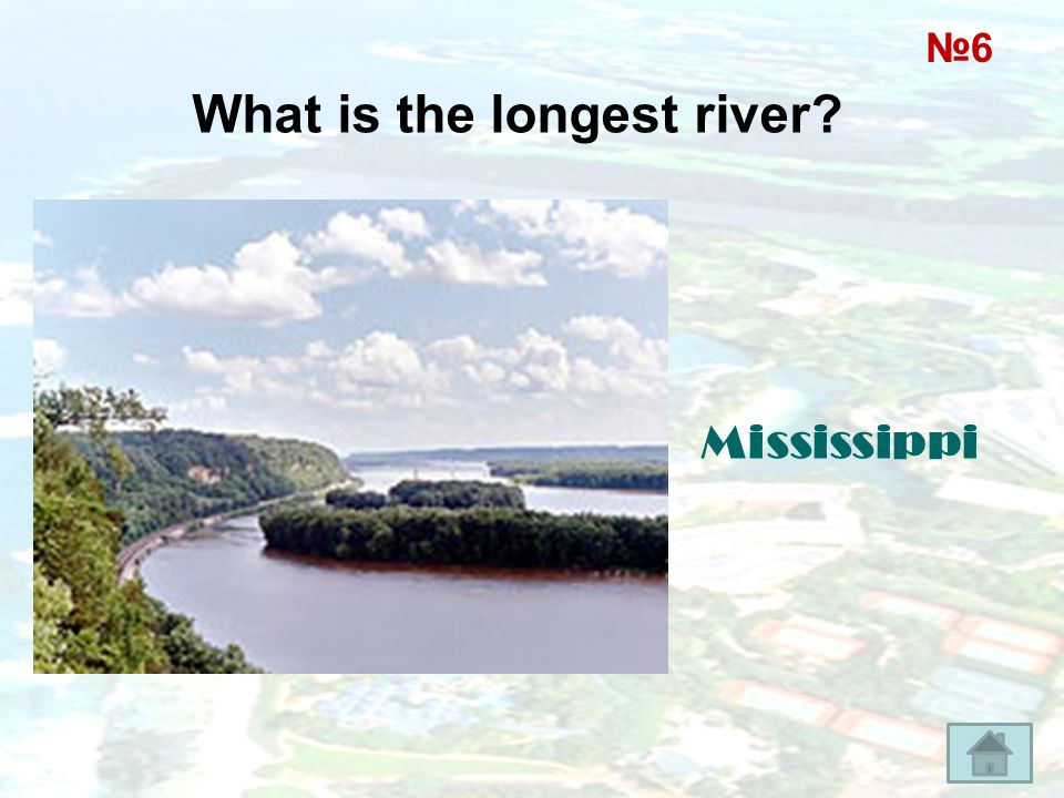 What is the longest river