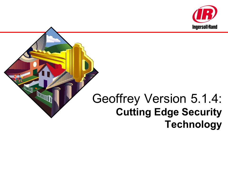 Geoffrey Version 5.1.4: Cutting Edge Security Technology