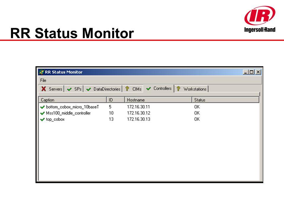 RR Status Monitor