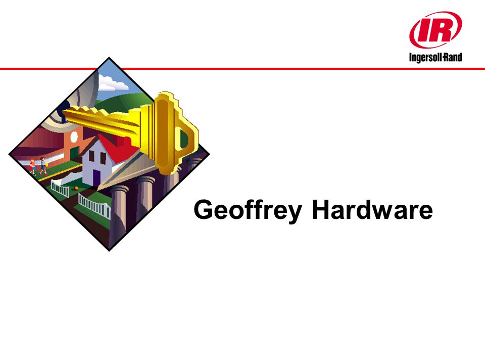 Geoffrey Hardware 16th-17th June 2003 Carmel Indiana