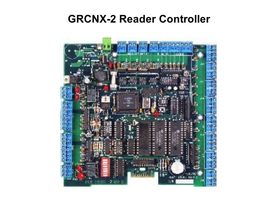 GRCNX-2 Reader Controller