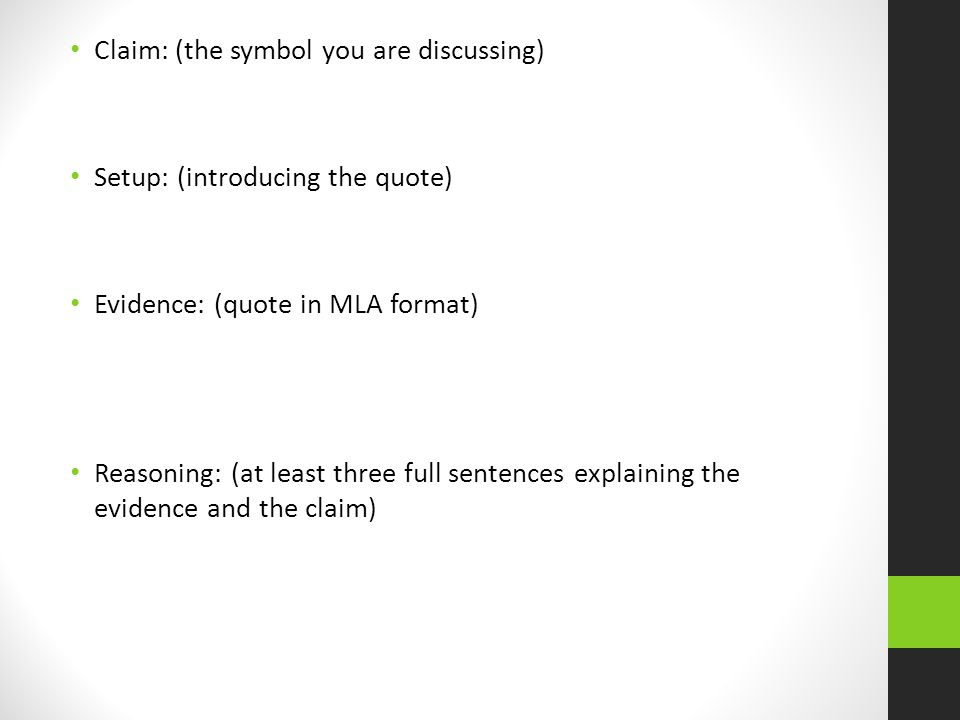 Claim: (the symbol you are discussing)