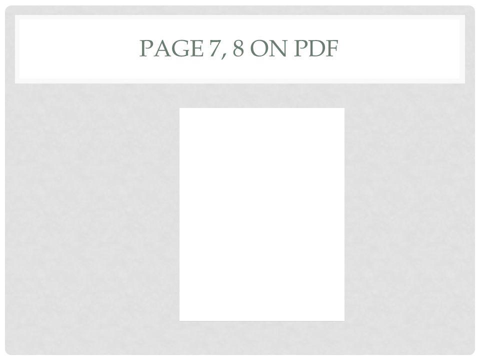 Page 7, 8 on pdf