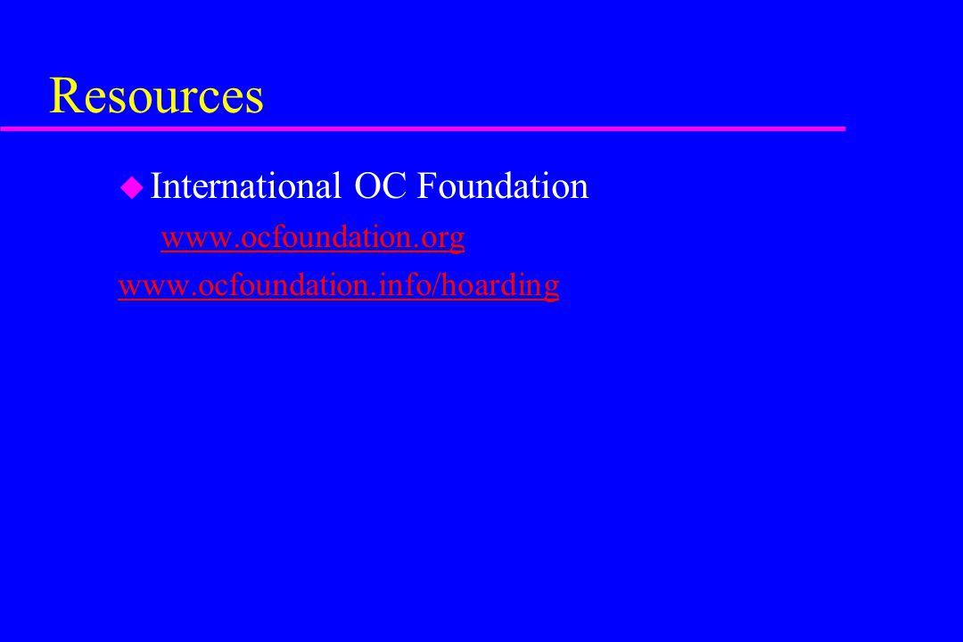 Resources International OC Foundation www.ocfoundation.org