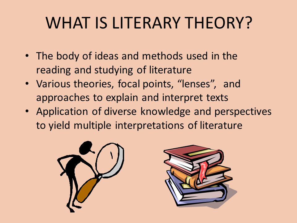 Literary Theory and Criticism: Investigating Literature and Literary Study