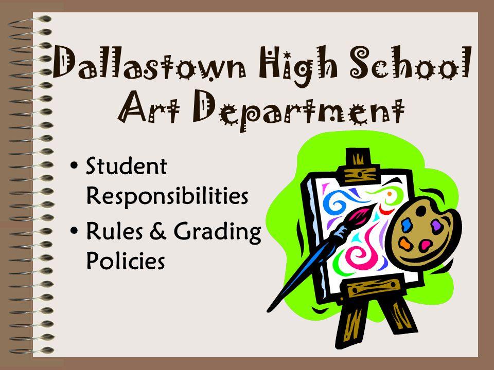 Dallastown High School Art Department