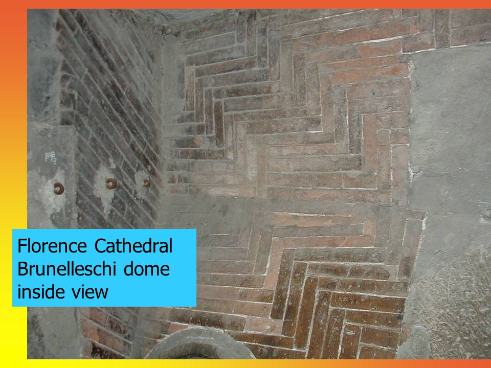 Florence Cathedral Brunelleschi dome inside view
