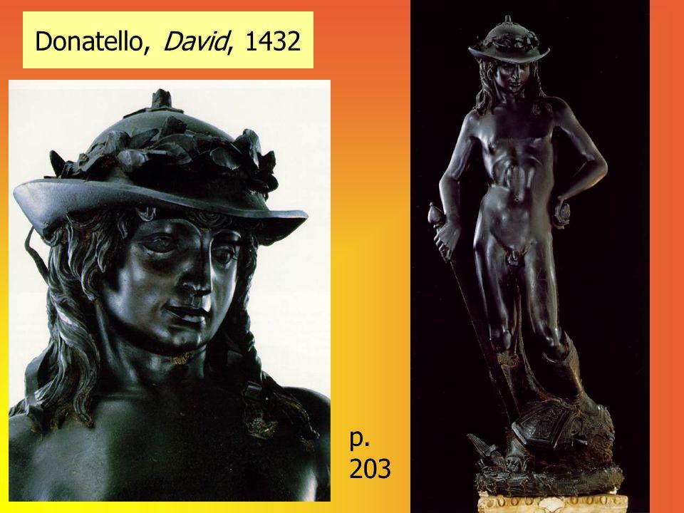 Donatello, David, 1432 p. 203