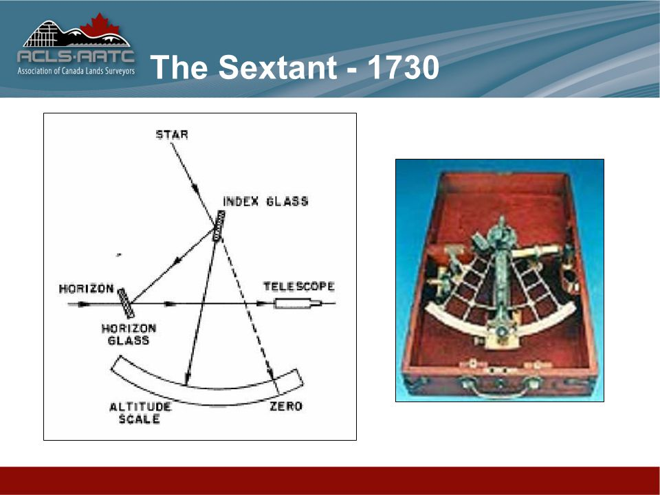 The Sextant - 1730