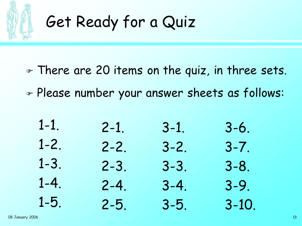 Yes-No Quiz, Part 1 Which of these can we count as Home Teaching