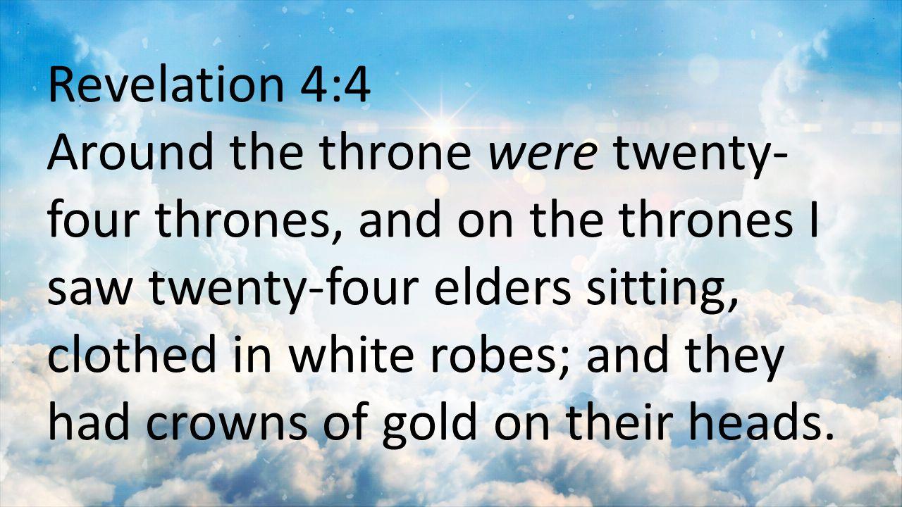 Revelation 4:4
