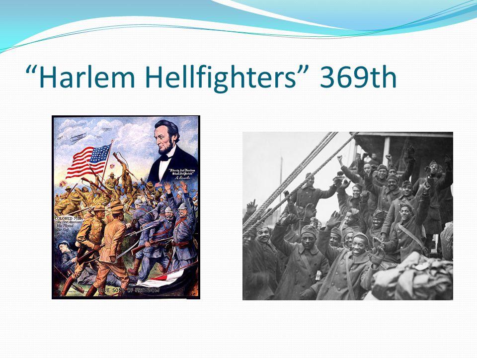 Harlem Hellfighters 369th