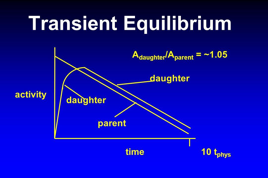 Transient Equilibrium