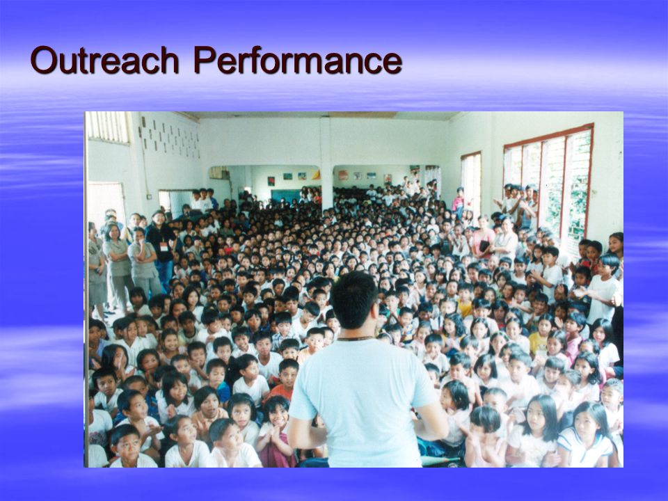 Outreach Performance