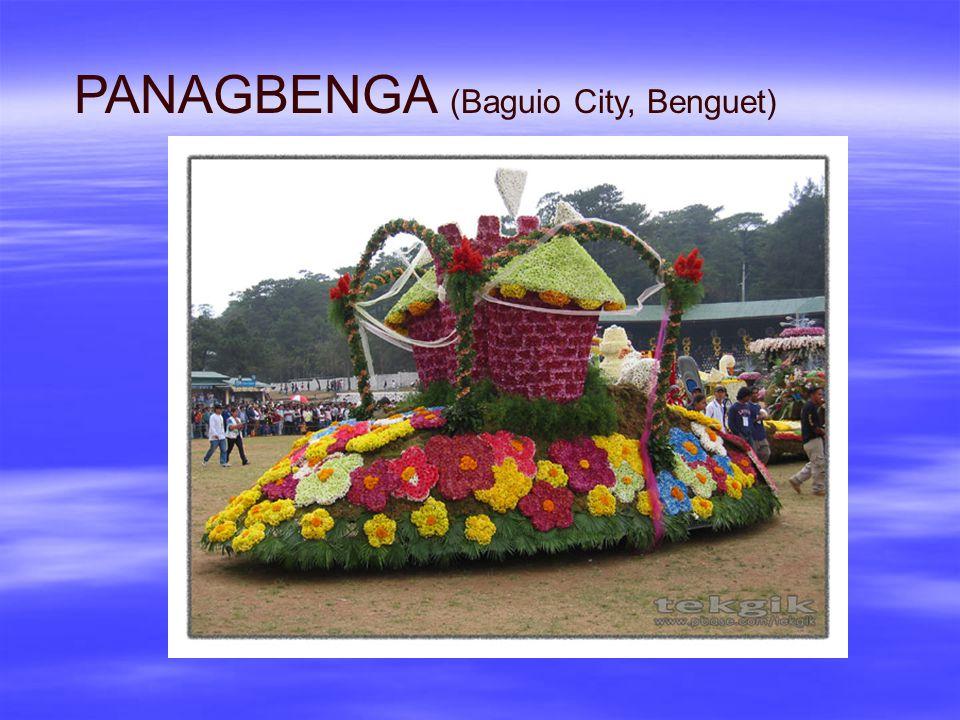 PANAGBENGA (Baguio City, Benguet)
