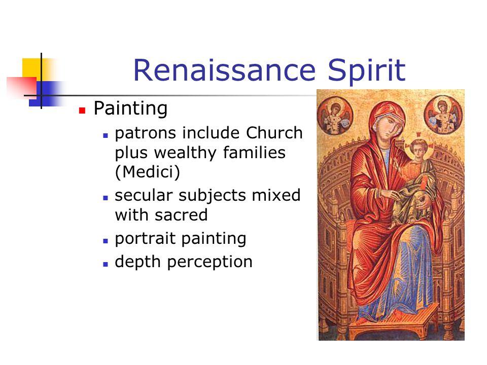 Renaissance Spirit Painting