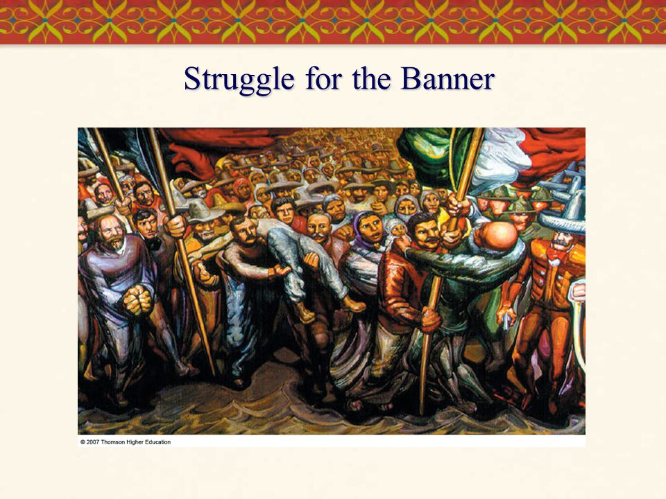 Struggle for the Banner