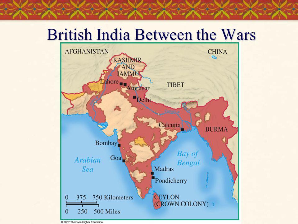 British India Between the Wars