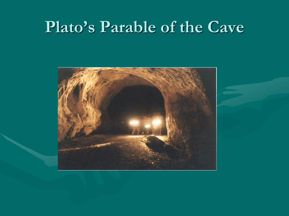Plato's Parable of the Cave