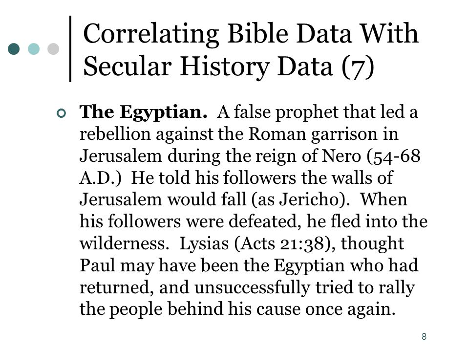 Correlating Bible Data With Secular History Data (7)