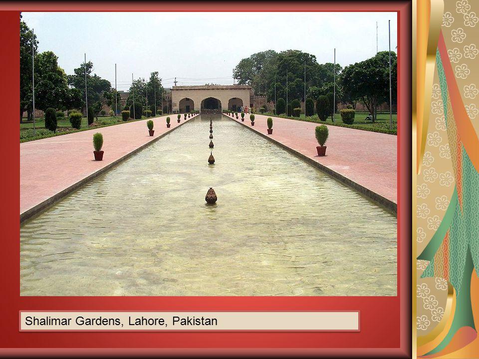 Shalimar Gardens, Lahore, Pakistan