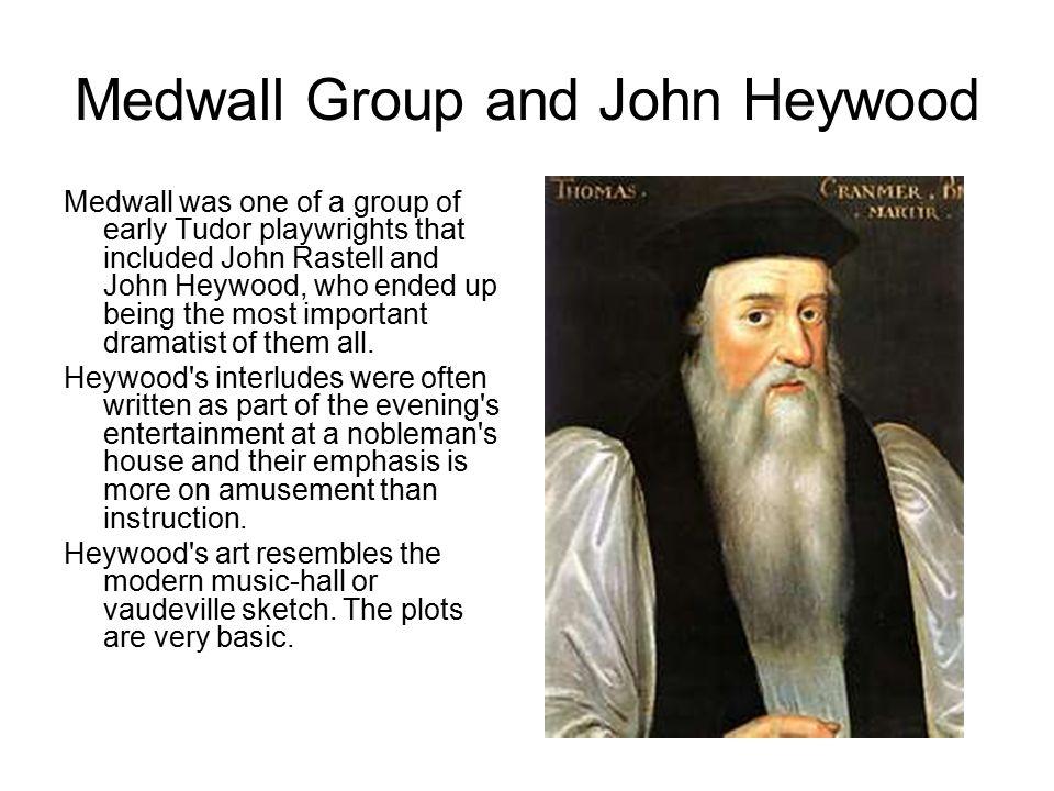 Medwall Group and John Heywood