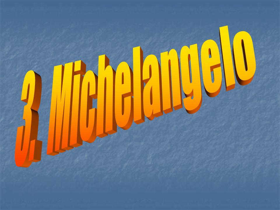 3. Michelangelo