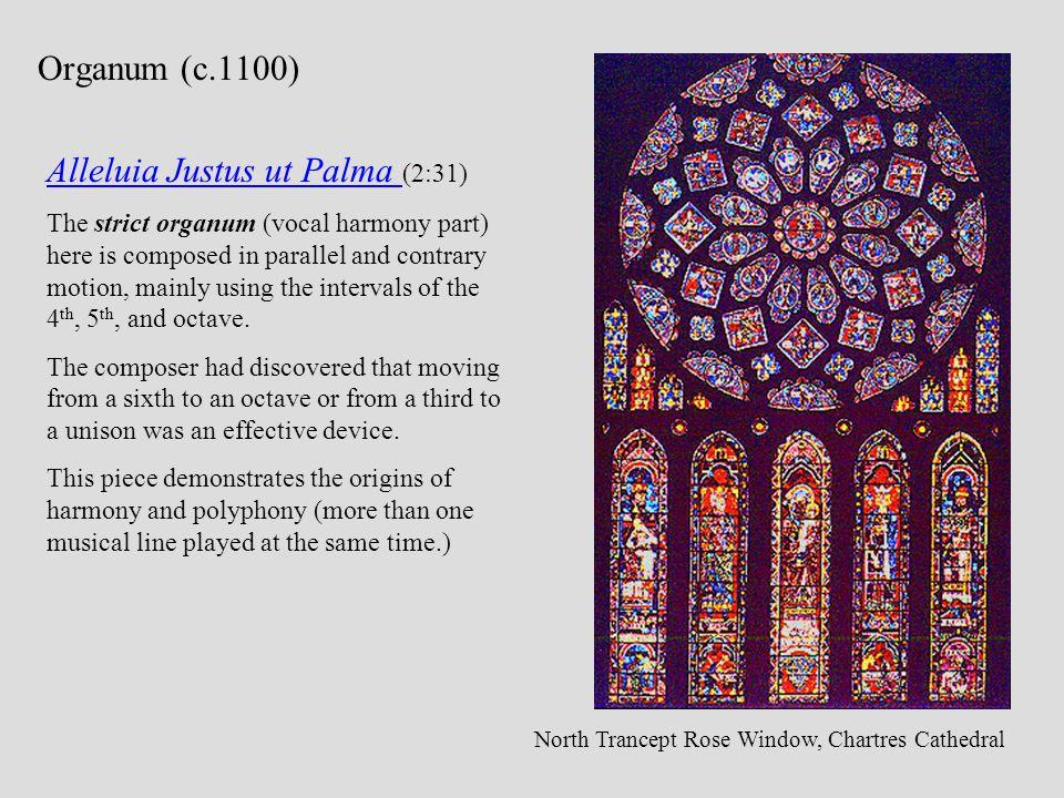 Alleluia Justus ut Palma (2:31)