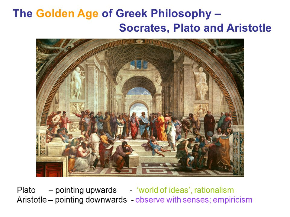 The Golden Age of Greek Philosophy – Socrates, Plato and Aristotle