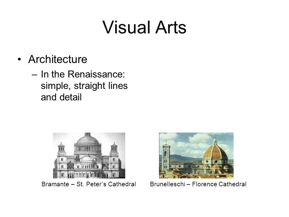 Visual Arts Architecture
