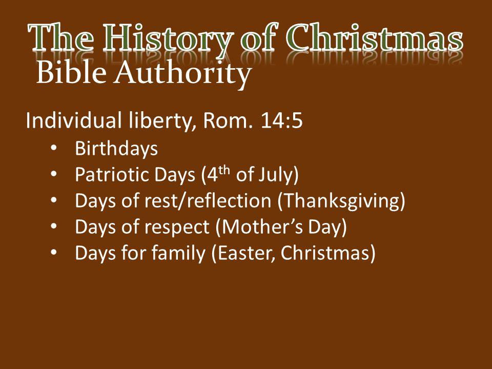 authority individual