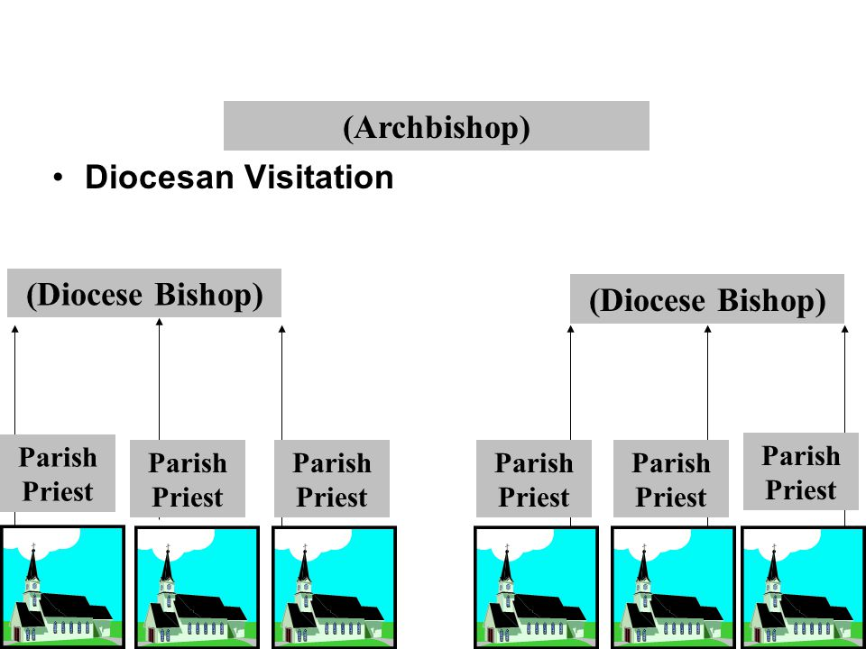 (Archbishop) (Diocese Bishop) (Diocese Bishop)