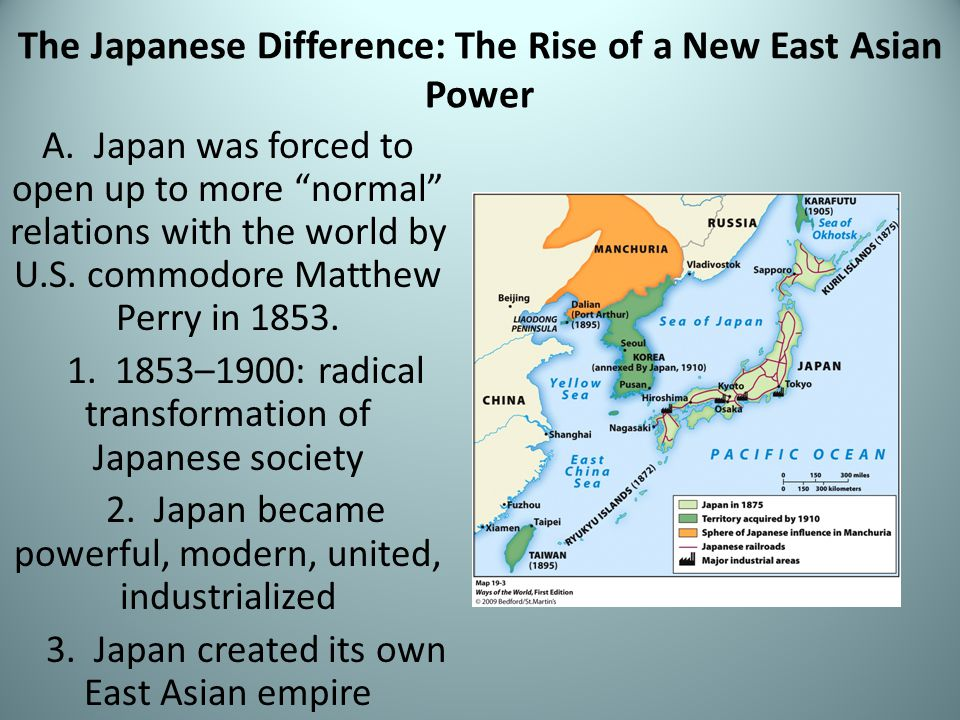 The Japanese Difference: The Rise of a New East Asian Power