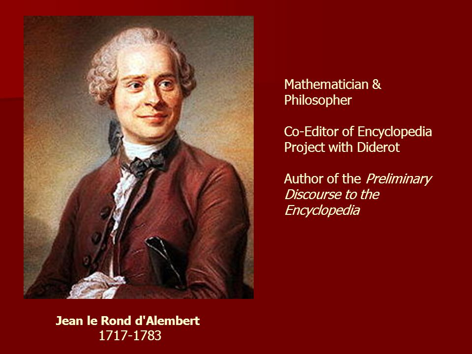 Mathematician & Philosopher