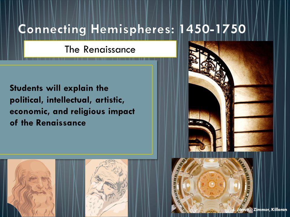 Connecting Hemispheres: 1450-1750