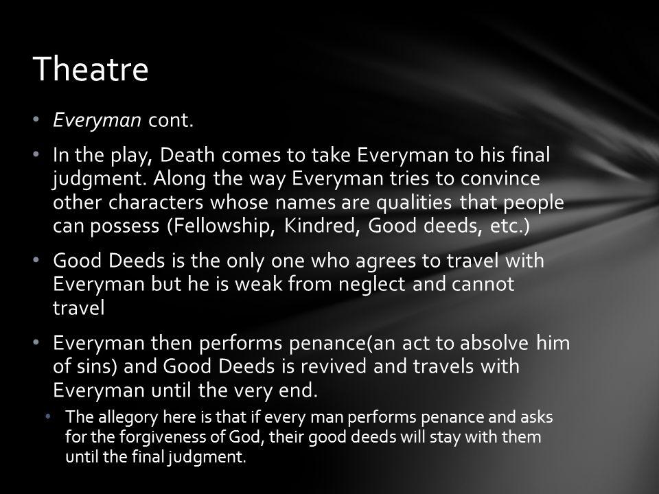 Theatre Everyman cont.