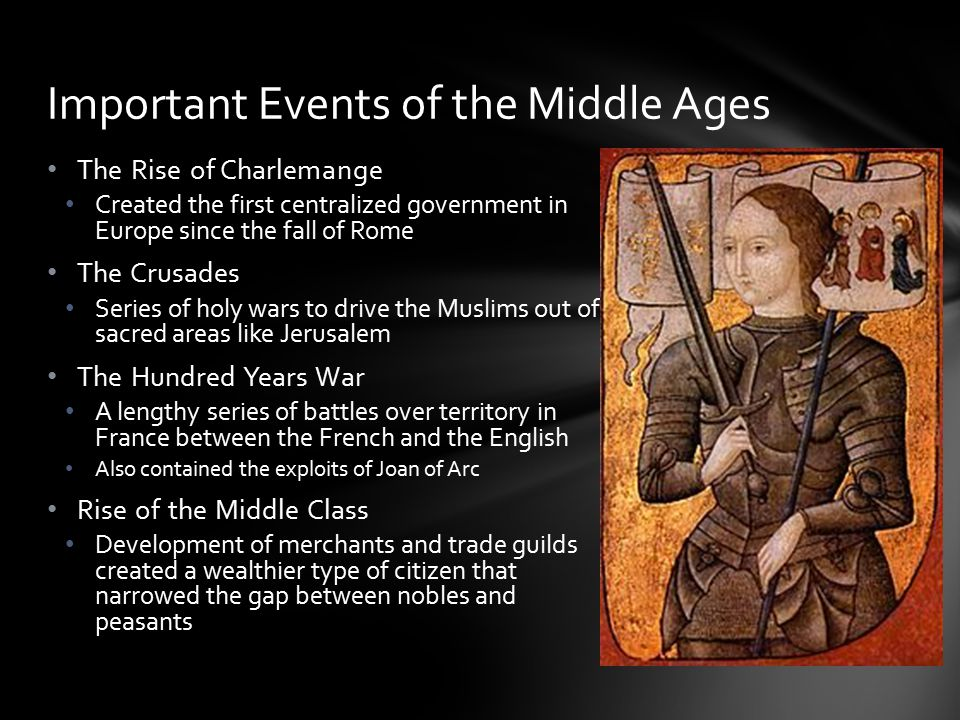 the importance of humanism in the european middle ages Trading in one way or another has always been an integral part of human europe around europe, the middle east in europe and by the late middle ages they.