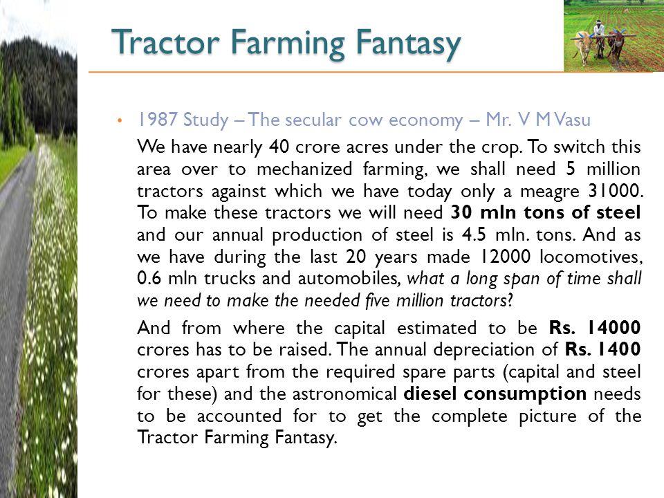 Tractor Farming Fantasy