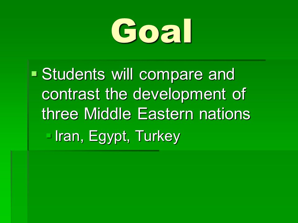 a comparison of the economic development of turkey and egypt Students saw significant cultural, religious and political differences between egypt and turkey and indonesia that influenced their reading of events in a number of the students believed, for example, that the turkish president succeeded by putting economic development before the more controversial.