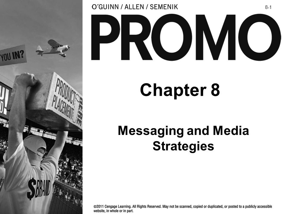 Messaging and Media Strategies